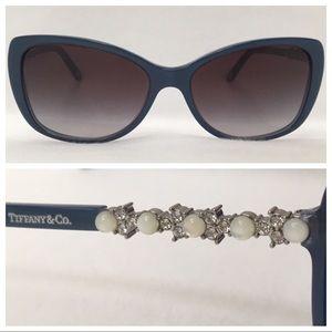 TIFFANY TF4103-HB Blue/Silver 8189/3C size 56